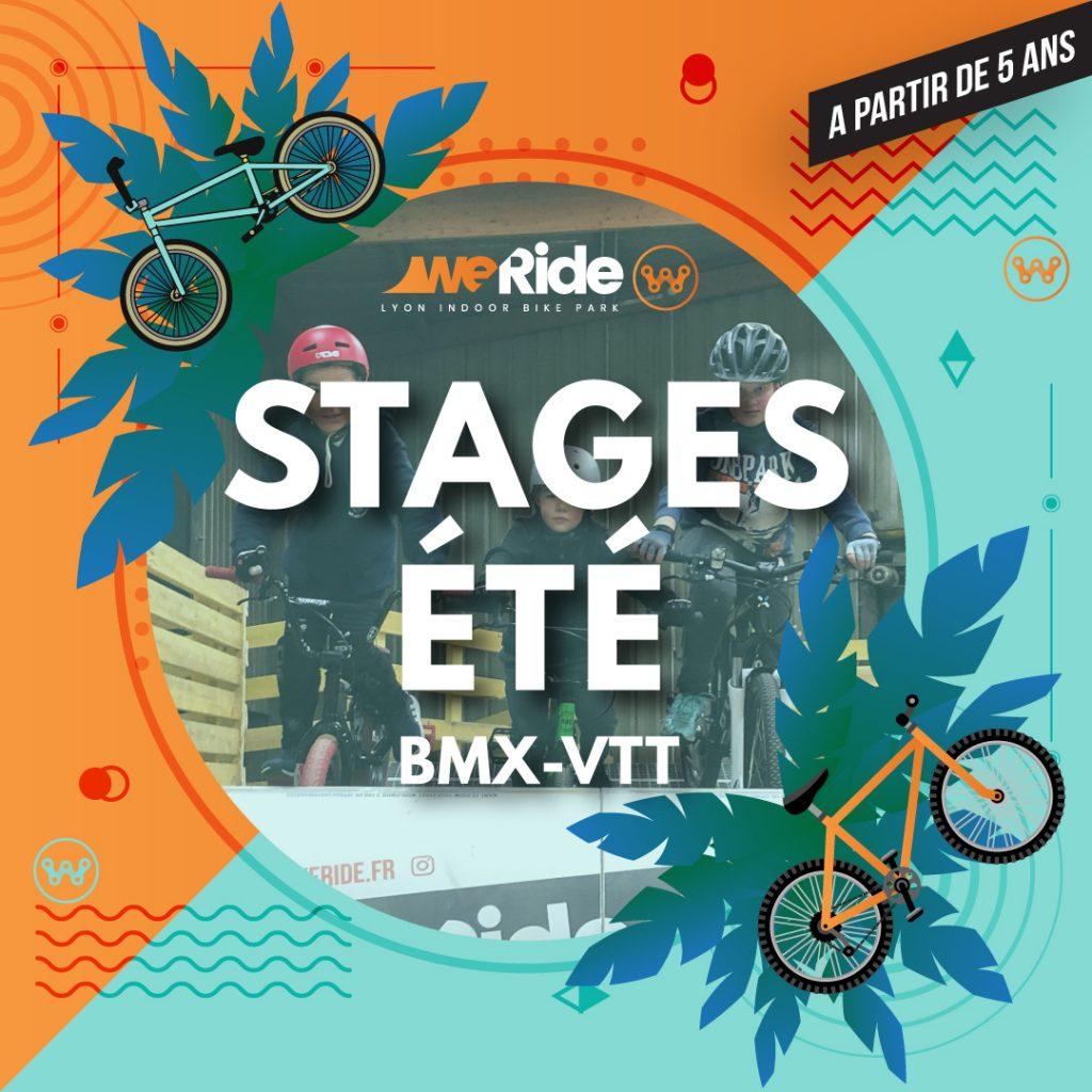 Stage été